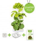 Minigarden Vertical Vegetable Garden Starter Pack